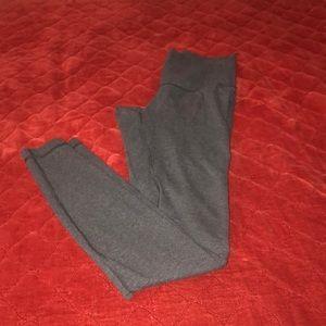 Lululemon winter under leggings size 6
